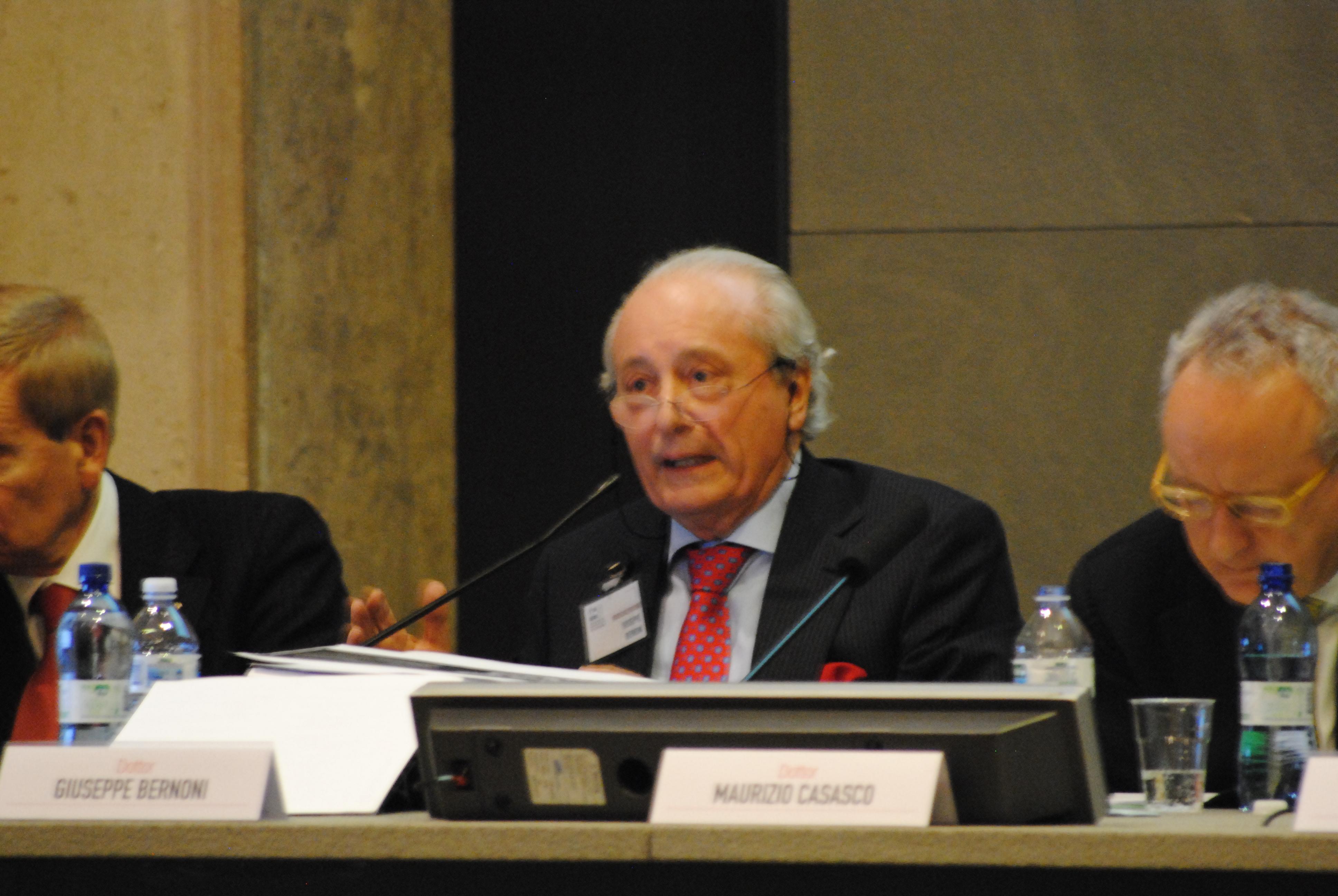 Convegno organizzato dalla Camera di Commercio Italo Germanica
